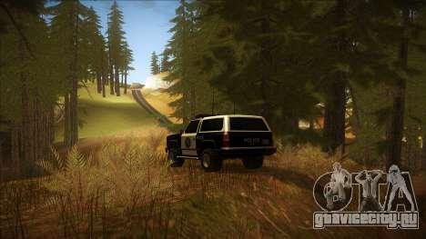 ENB Autumn для GTA San Andreas пятый скриншот