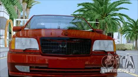 ClickClacks ENB V1 для GTA San Andreas девятый скриншот