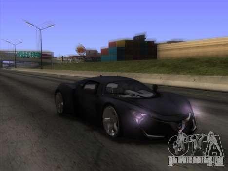 Marussia B2 v1.1 для GTA San Andreas