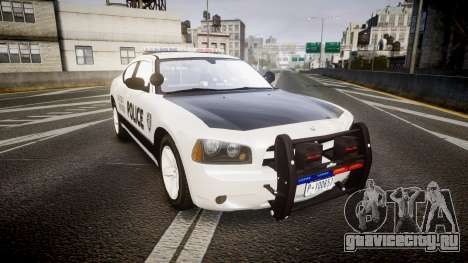 Dodge Charger 2006 Sheriff Dukes [ELS] для GTA 4