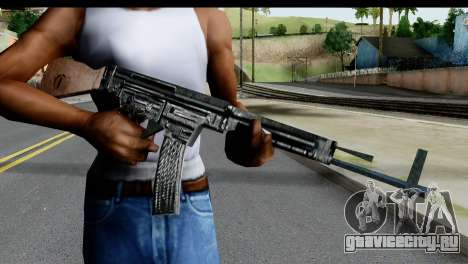 MP44 from Hidden and Dangerous 2 для GTA San Andreas третий скриншот