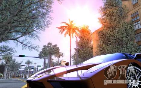 Whim NY ENB для GTA San Andreas