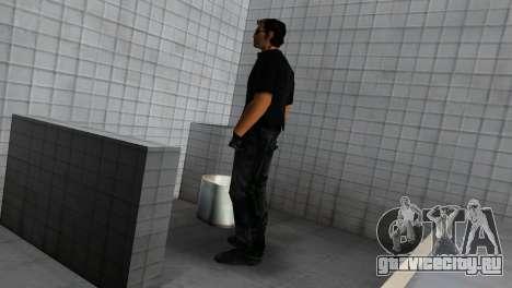 Tommy In Black для GTA Vice City четвёртый скриншот