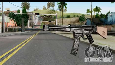 MP44 from Hidden and Dangerous 2 для GTA San Andreas