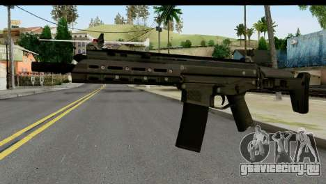 SCAR from from State of Decay для GTA San Andreas
