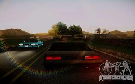 Fourth Road Mod для GTA San Andreas второй скриншот