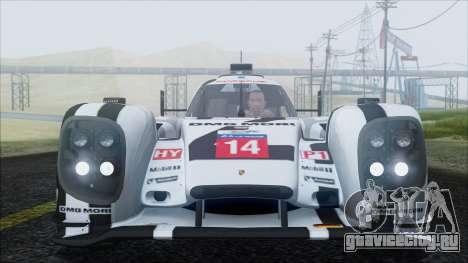 SA_nVidia: Screenshots Edition для GTA San Andreas