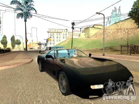 ENB для слабых PC by RonaldZX для GTA San Andreas второй скриншот