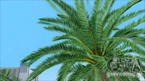 ClickClacks ENB V1 для GTA San Andreas десятый скриншот