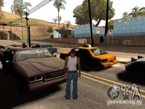 ENB для слабых PC by RonaldZX для GTA San Andreas