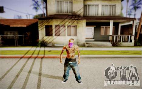 Ghetto Skin Pack для GTA San Andreas пятый скриншот