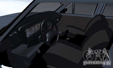 Peykan Separ Joshan 1600 для GTA San Andreas