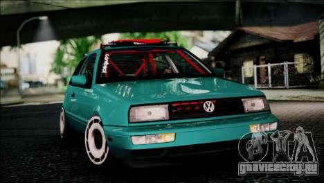 Volkswagen Golf Mk3 Hawaii Style для GTA San Andreas