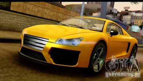 GTA 5 Obey 9F Coupe для GTA San Andreas