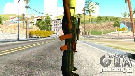 Канарейка (America Army) для GTA San Andreas третий скриншот
