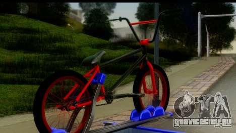 New Elegy Editons для GTA San Andreas вид сзади слева