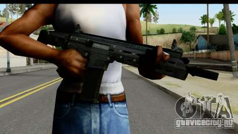 SCAR from from State of Decay для GTA San Andreas третий скриншот
