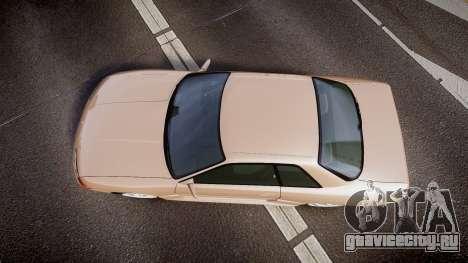Nissan Skyline R32 GT-R 1993 для GTA 4