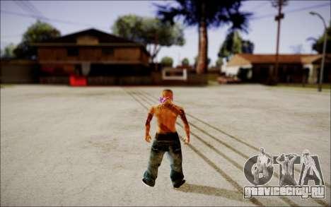 Ghetto Skin Pack для GTA San Andreas четвёртый скриншот