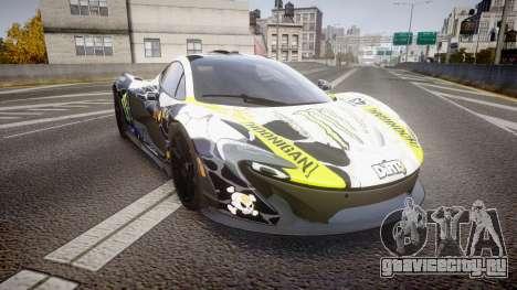 McLaren P1 2014 [EPM] Ken Block для GTA 4