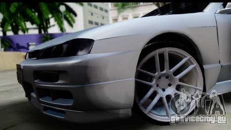 Elegy S14 для GTA San Andreas вид справа