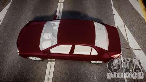 Iran Khodro Dena для GTA 4 вид справа