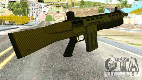 Assault Shotgun from GTA 5 для GTA San Andreas второй скриншот