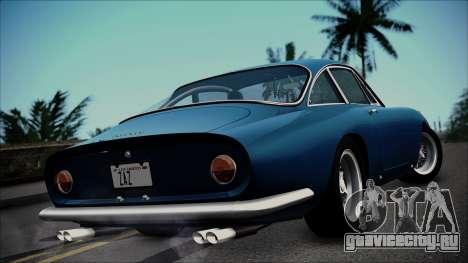 Ferrari 250 GT Berlinetta Lusso 1963 [HQLM] для GTA San Andreas вид слева