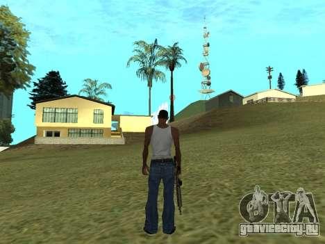 Не отцепляющийся прицел для GTA San Andreas третий скриншот