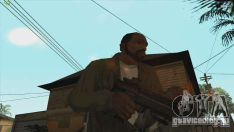 MP7 from Killing floor для GTA San Andreas третий скриншот