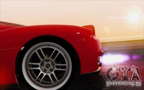 SA_nVidia: Screenshots Edition для GTA San Andreas шестой скриншот