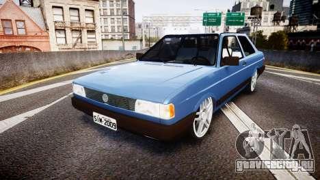 Volkswagen Voyage 1990 для GTA 4