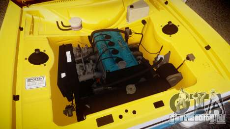 Ford Escort RS1600 PJ93 для GTA 4 вид сзади