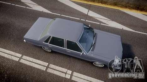 Ford Fairmont 1978 v1.1 для GTA 4 вид справа