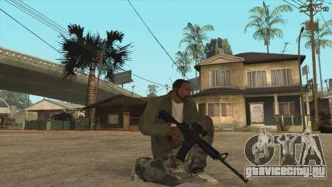 M4 из Killing Floor для GTA San Andreas