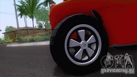 Volkswagen Dune Buggy 1975 для GTA San Andreas