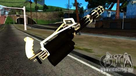 New Minigun для GTA San Andreas второй скриншот