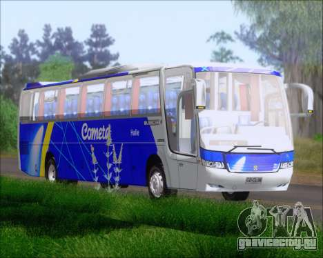 Busscar Vissta Buss LO Cometa для GTA San Andreas