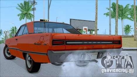 ClickClacks ENB V1 для GTA San Andreas второй скриншот