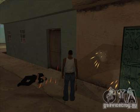 Настройки Ragdoll для GTA San Andreas четвёртый скриншот