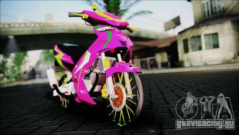 Jupiter Mx для GTA San Andreas
