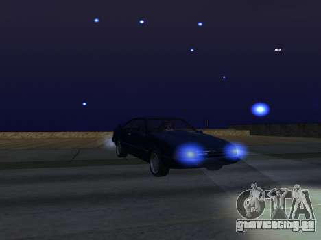 ENB для слабых PC by RonaldZX для GTA San Andreas пятый скриншот