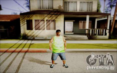 Ghetto Skin Pack для GTA San Andreas одинадцатый скриншот