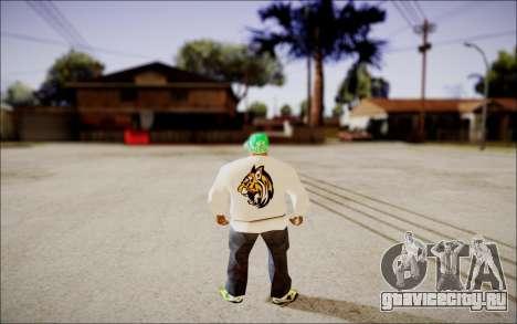 Ghetto Skin Pack для GTA San Andreas седьмой скриншот