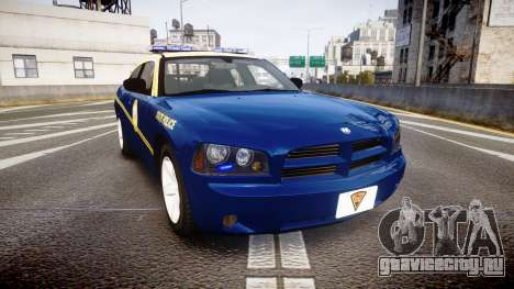 Dodge Charger West Virginia State Police [ELS] для GTA 4