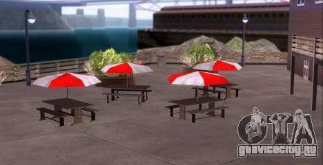 ENB для слабых компьютеров для GTA San Andreas шестой скриншот