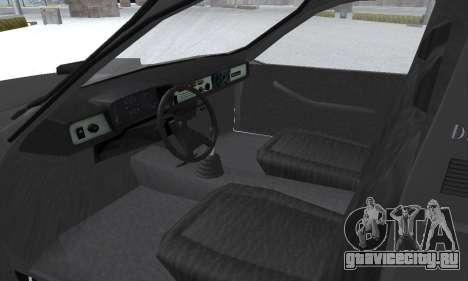 Dacia 1305 Papuc Pick-Up Drop Side 1.9D для GTA San Andreas вид сверху