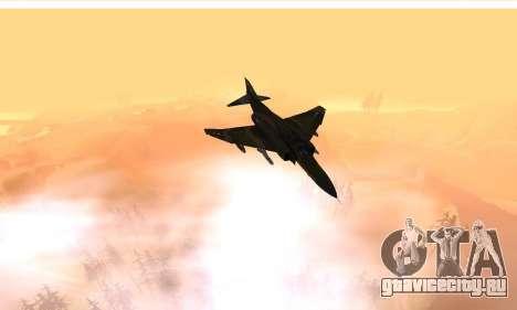 F-4 Vietnam War Camo для GTA San Andreas