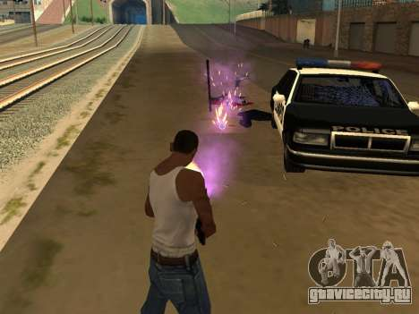 Fagot Funny Effects 1.1 для GTA San Andreas пятый скриншот