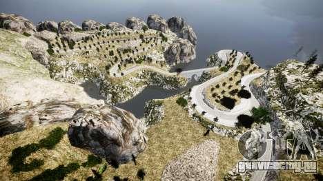 Карта Французская Ривьера v1.2 для GTA 4